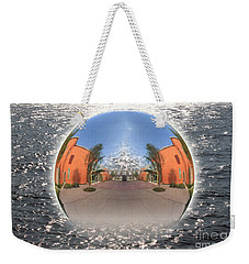 Orb On The Water Weekender Tote Bag