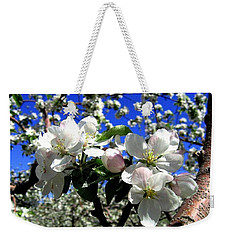 Orchard Ovation Weekender Tote Bag by Will Borden