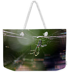 Orchard Web Weekender Tote Bag