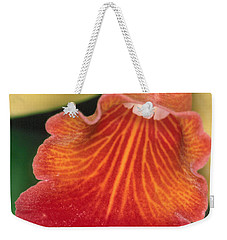 Orchid 16 Weekender Tote Bag by Andy Shomock