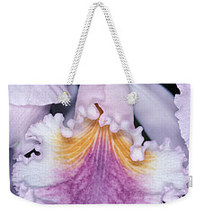 Orchid 2 Weekender Tote Bag by Andy Shomock