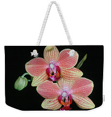 Orchid 4 Weekender Tote Bag by Andy Shomock