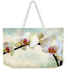 Orchid Heaven Weekender Tote Bag