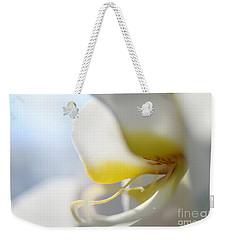 Orchid Melody  Weekender Tote Bag