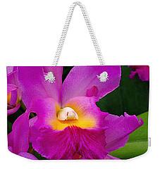 Orchid Variations 1 Weekender Tote Bag