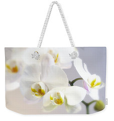 Orchids In The Mist Weekender Tote Bag