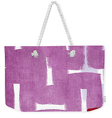 Orchids In The Window Weekender Tote Bag