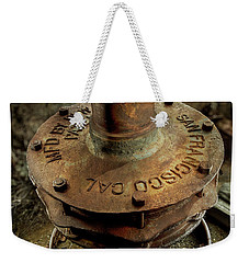 Ore Crusher Weekender Tote Bag