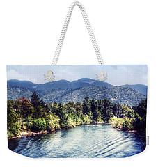 Oregon Views Weekender Tote Bag by Melanie Lankford Photography