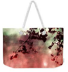 Organic Impressions Weekender Tote Bag