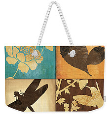 Organic Nature 4 Weekender Tote Bag