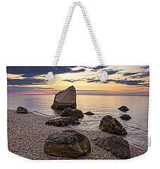 Orient Point Calm Weekender Tote Bag