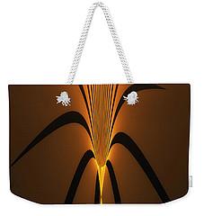 Oriental Vase Weekender Tote Bag by GJ Blackman
