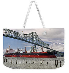 Orientor 2 Weekender Tote Bag by Wes and Dotty Weber