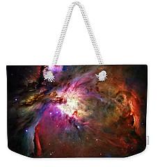 Orion Nebula Weekender Tote Bag