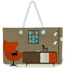 Orla Kiely Cabinet Weekender Tote Bag