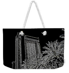 Orleans High Rise Weekender Tote Bag