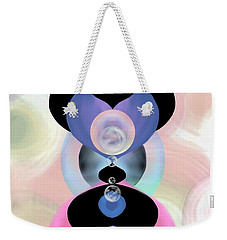 Ornamental Fascination Weekender Tote Bag