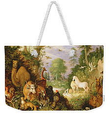 Orpheus Charming The Animals, C.1618 Weekender Tote Bag