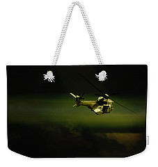 Weekender Tote Bag featuring the photograph Oryx by Paul Job