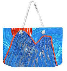 Os Dois Irmaos Original Painting Sold Weekender Tote Bag