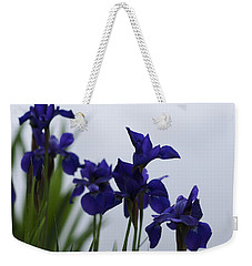 Osaka Garden Weekender Tote Bag by Miguel Winterpacht