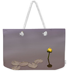 Osaka Garden Tranquility Weekender Tote Bag by Miguel Winterpacht