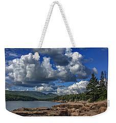 Otter Point Afternoon Weekender Tote Bag