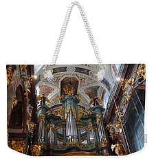 Our Lady Of Czestohowa Basilica Interior Weekender Tote Bag