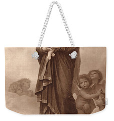 Our Lady Of The Angels Weekender Tote Bag