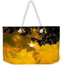 Our Star Weekender Tote Bag