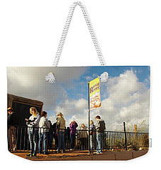 Out Of Africa  Reptile House Weekender Tote Bag
