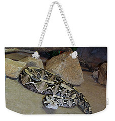 Out Of Africa Viper 2 Weekender Tote Bag