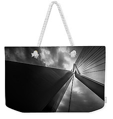 Out Of Chaos A New Order Weekender Tote Bag by Mihai Andritoiu