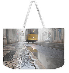 Out Of The Haze Weekender Tote Bag