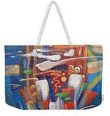 Outburst Weekender Tote Bag