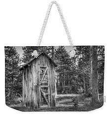Outdoor Plumbing Weekender Tote Bag