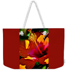 Outrageous Color Weekender Tote Bag