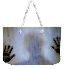 Outsider Weekender Tote Bag by Lilia D