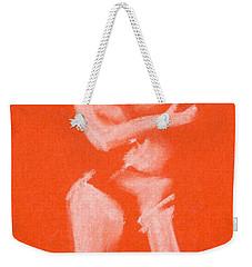Over Head Ovan Huvud Weekender Tote Bag