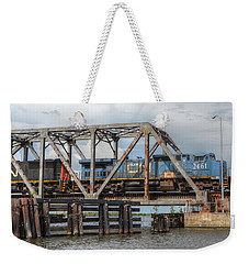 Over Pass Manchac Weekender Tote Bag