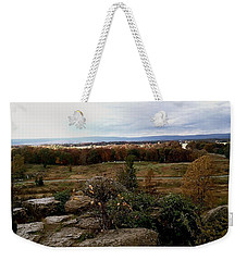 Over The Battle Field Of Gettysburg Weekender Tote Bag