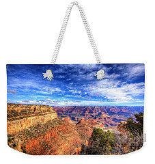 Over The Edge Weekender Tote Bag by Dave Files