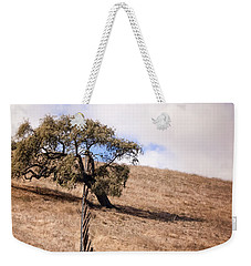 Over The Line Weekender Tote Bag by Caitlyn  Grasso