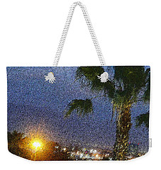 over the Luckman AT My CSU L.A. Weekender Tote Bag