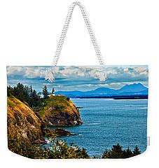 Overlooking Weekender Tote Bag