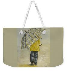 Oversized Umbrella Weekender Tote Bag