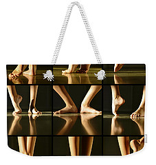 Overture Weekender Tote Bag by Laura Fasulo