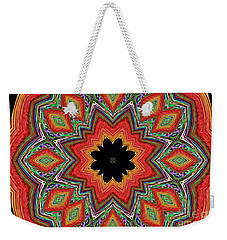 Weekender Tote Bag featuring the photograph Ovs 12 by Oksana Semenchenko