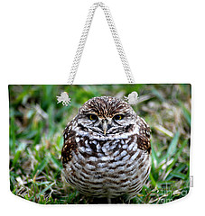 Owl. Best Photo Weekender Tote Bag